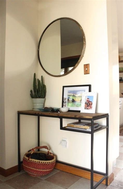 ikea entryway hack best 25 ikea console table ideas on pinterest entryway