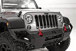 Bumpers For Jeeps Fab Fours 174 Jeep Wrangler 2007 2016 Vengeance Width