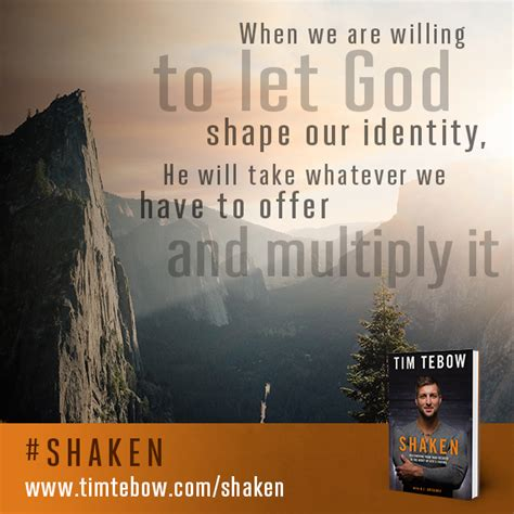 shaken discovering your true identity in the midst of s storms books book review shaken timtebow nikole hahn