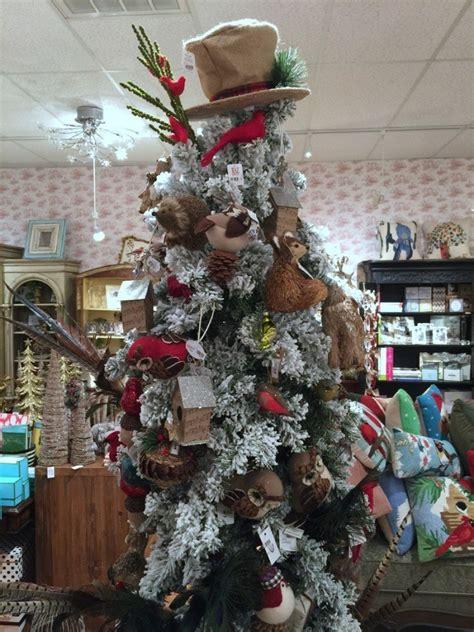 frosty snowman christmas tree ideas seasonal style 8 tree decorating ideas