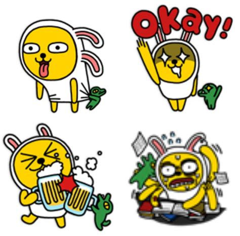 the gallery for gt kakaotalk stickers