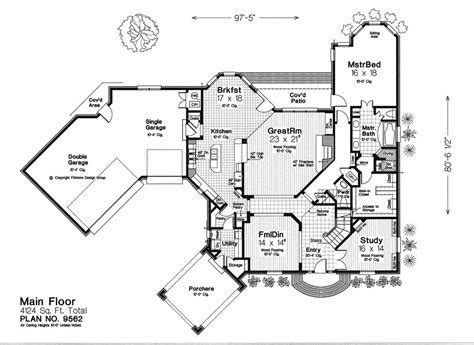 fillmore design floor plans 9562 fillmore chambers design
