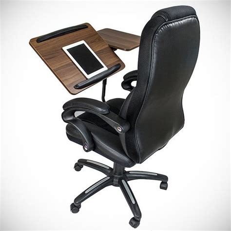 armchair with desk furniture mash up chairs chair desk