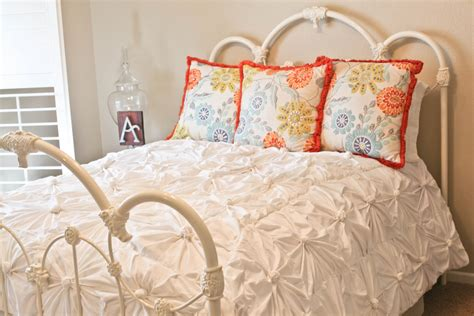 Knotted Quilt by Anthropologie Inspired Knotted Quilt Tutorial Pt 1 So You Think You Re Crafty