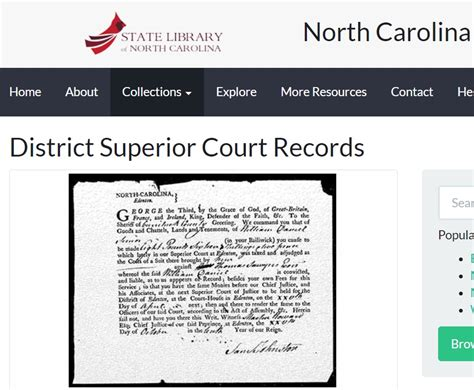 Search Carolina Court Records Genealogy Search Tip And Database Genealogy Search Tips From Michael