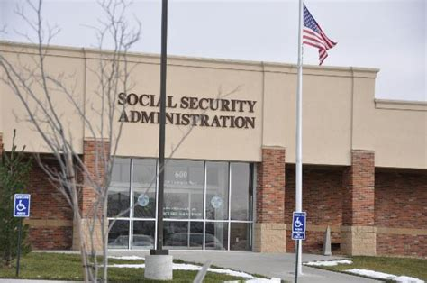 topeka ks social security offices