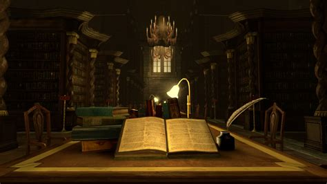 hogwarts library restricted section hogwarts library harry potter wiki