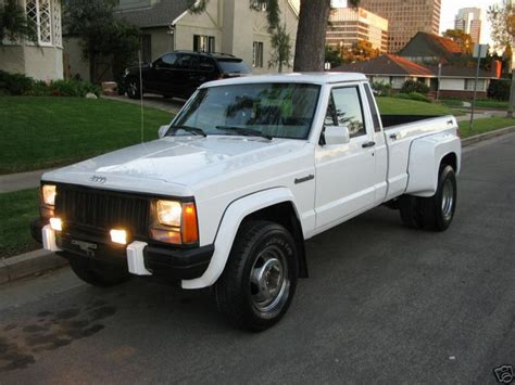 jeep comanche crew cab 1992 jeep comanche information and photos zombiedrive