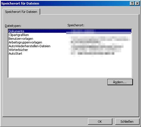 Word Vorlagen Speicherort digital labs speicherort der vorlagen in office 2007