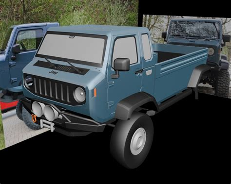 jeep forward concept 100 jeep forward concept willys jeep