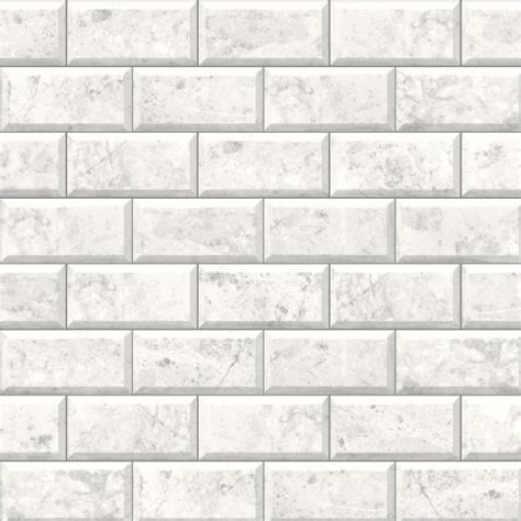 tile wallpaper new muriva virtual reality marble tile brick effect