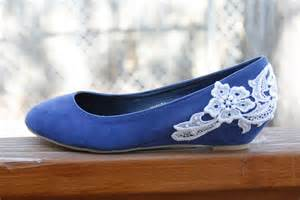 wedding shoes blue wedding shoes blue flat low wedge wedding shoes with ivory