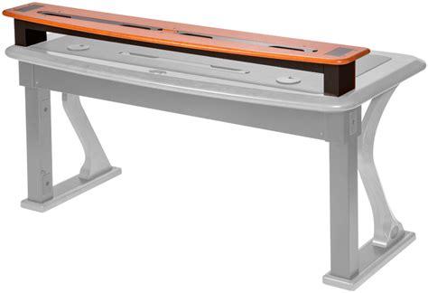 Desk Riser Shelf Wood by Premium Wood Desktop Riser Shelf 2 Caretta Workspace