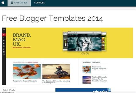 download free blogger responsive templates nepali