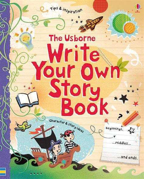 writing a children s picture book write your own story book at usborne children s books
