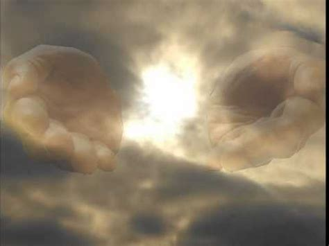 """rapture: """"jesus has open hands & arms for you"""" youtube"""