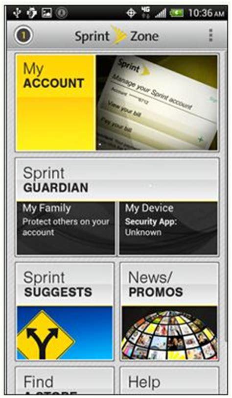 sprint guardian provides multiple ways to keep tabs on