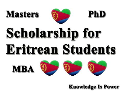 Mba Scholarships For Russian Students by Scholarships For Eritrean Students ኤርትራ ቻት ኮም Eritrea