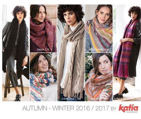 Schal Trend 2017 by Herbst Winter 2016 2017 Fashion Trends Die Sie Selbst