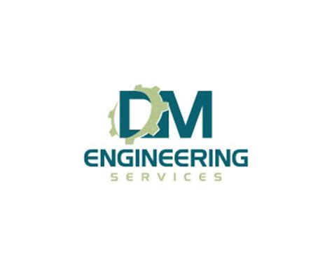 design engineering contest logo design entry number 92 by immo0 dm engineering