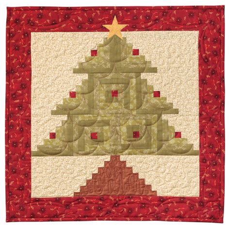Quilt In A Day Wreath And Tree Eleanor Burns Signature Pattern