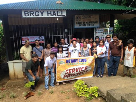 aidfi ram aidfi coca cola agos project rotary club of biliran