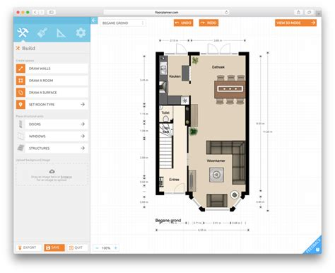 Floor Planner The Floorplanner Platform