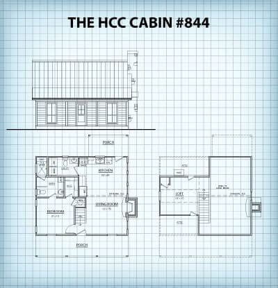 hill country classics cabin plans
