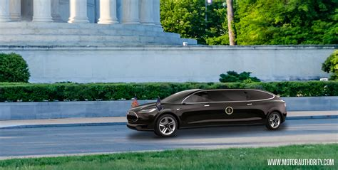 The Next Tesla Should The Next Presidential Limo Be A Tesla