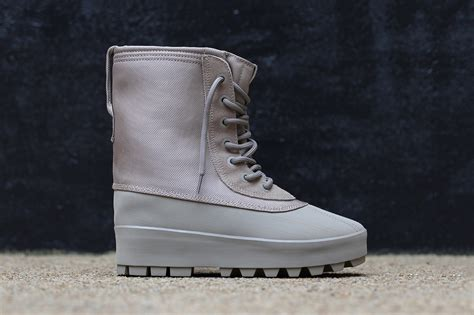 Adidas Yeeze Boots closer images of the adidas yeezy 950 boot releasing soon
