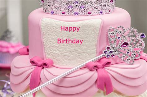 Happy Birthday Wishes Princess Happy Birthday Princess Cake For Girls With Name
