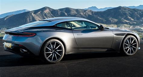 New 2017 Aston Martin DB11 Photos Look Official