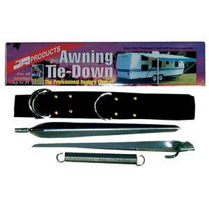 rv awning tie down rv awning tie down strap kit 25 el toro rv orange