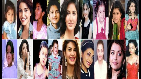 bollywood heroine age list top 20 heroines names list with child hood all bollywood