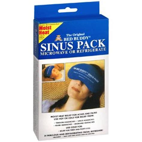bed buddy sinus pack amazon com bed buddy sinus pack 2108 1 per pack by apex