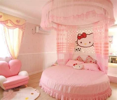 Bedroom Accessories For Girls 15 Adorable Hello Kitty Bedroom Ideas For Girls Rilane