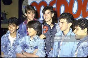 Menudo Reforming For Mtv Reality Series by Menudo Stock Photos And Pictures Getty Images
