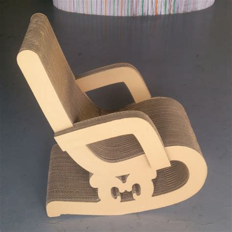 cardboard rocking chair for dkpf121044 buy