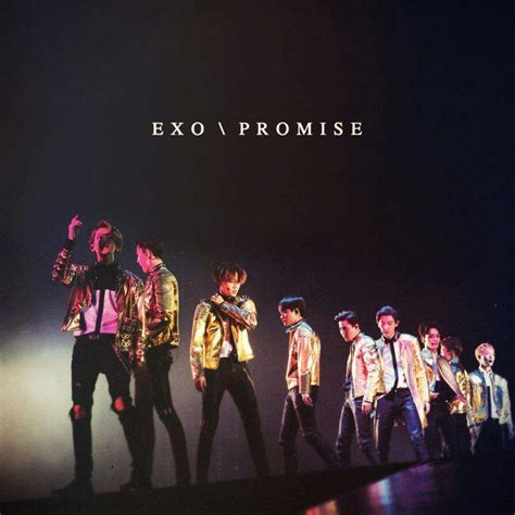 exo promise promise i ll give it my all exo 엑소 amino