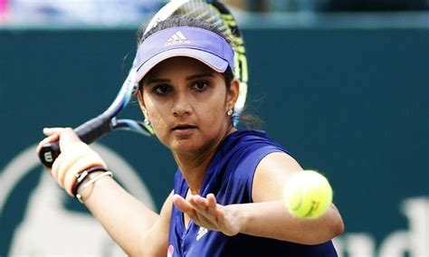 Sania Ruffle F 04 sania mirza suggests career after bronze flop sport