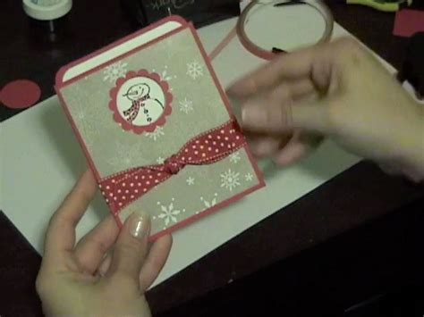 slide out gift card holder template how to make a slide out gift card holder creative cucina