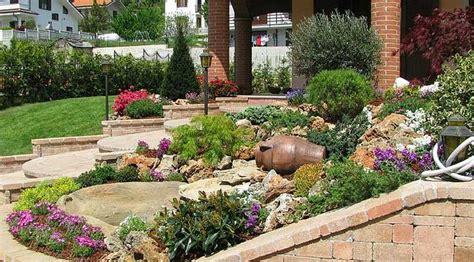 giardini rocciosi in ombra giardino rocciosi consigli utili su come realizzarlo e