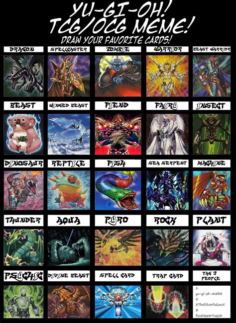 fav yugioh cards meme by rasic1213 on deviantart