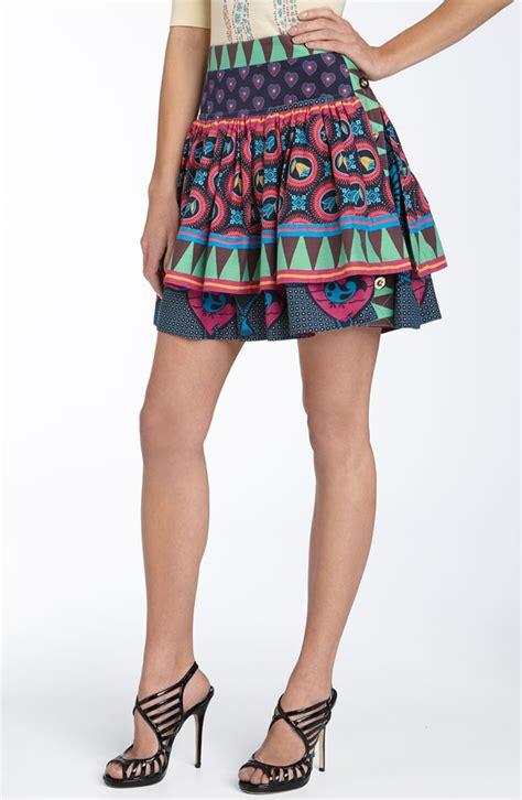 Tribal Pattern Skirt | tribal skirt dressed up girl