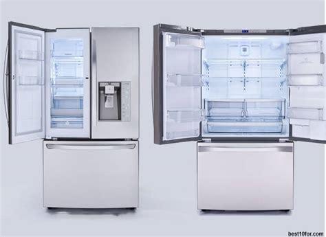 Best French Door Refrigerator Brand - 10 best refrigerators 2017 frensh door vs top freezer top rated 2018 list 10 best buy online