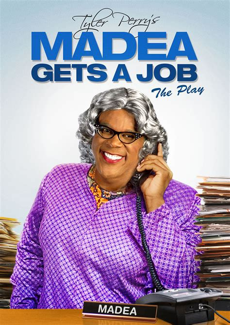 what is on at the movies tyler perrys boo 2 a madea halloween by tyler perry tyler perry s madea gets a job available on dvd february 5th urbanbridgez com urban e zine
