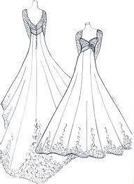 prom dress templates sketching templates and search on