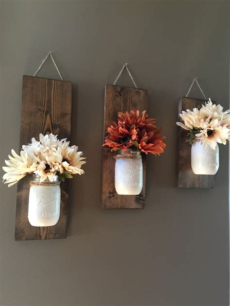homemade home decorations 13 diy rustic home decor ideas on a budget onechitecture