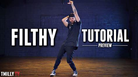 dance tutorial justin timberlake justin timberlake filthy tutorial preview