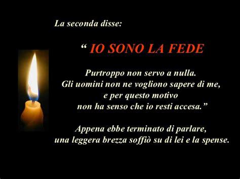 le quattro candele le quattro candele